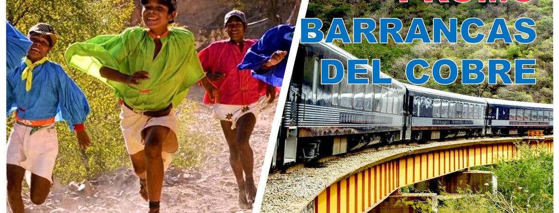 Promo Barrancas del Cobre