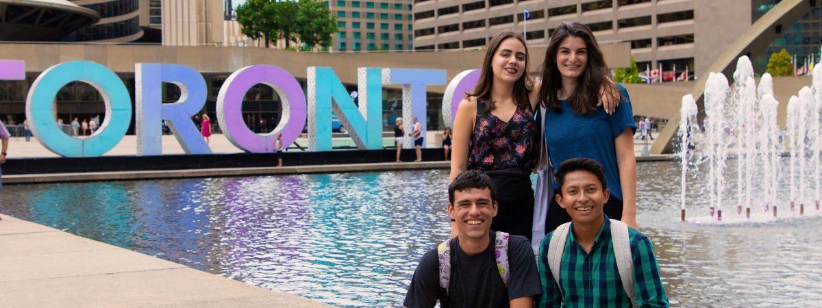 Campamento de Verano en Toronto 2020