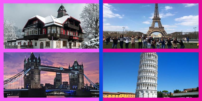 Quinceañeras en Europa, Semana Santa 2018