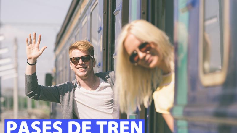 Europa en Tren  Enero 2018